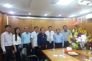 Lãnh đạo TP Hồ Chí Minh thăm, chúc mừng Cơ quan Đại diện Hội Nhà báo Việt Nam tại phía Nam