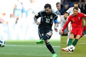 Phạt đền ở World Cup: Messi tệ hại, Ronaldo thêm kỷ lục