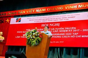 Agribank tổ chức học tập Nghị quyết Đại hội Đoàn TNCS Hồ Chí Minh