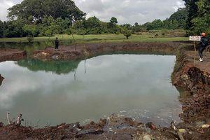 Gia Lai: Hai học sinh đuối nước thương tâm