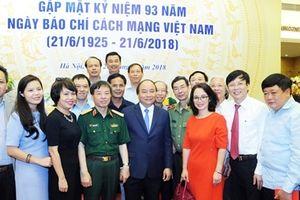 Báo chí Cách mạng Việt Nam đóng góp to lớn vào sự nghiệp xây dựng và bảo vệ Tổ quốc