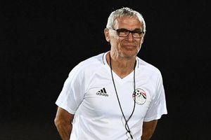 Trắng tay qua 2 trận, HLV Ai Cập tính chuyện từ chức?
