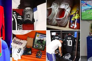 Bí mật không ngờ trong phòng thay đồ của các đội bóng tại World Cup 2018