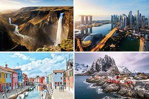 Du lịch nước ngoài: Bạn không thể bỏ lỡ 10 quốc gia an toàn nhất này