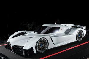 Toyota sắp ra mắt hypercar mạnh 1.000 mã lực