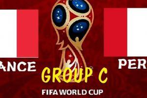 Link xem trực tiếp Pháp vs Peru