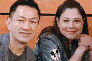 Hot Face sao Việt: Sắp sinh, Thanh Thảo khoe ảnh rạng rỡ bên chồng