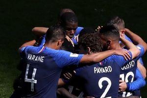 TRỰC TIẾP Pháp vs Peru: Áp lực ngày một lớn (H1)