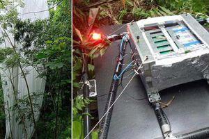 Cơ quan khí tượng: 'Vật thể lạ' rơi xuống Hà Giang không phải thiết bị khí tượng thủy văn