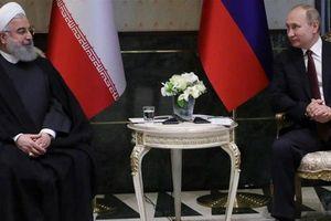 Đòn bẩy Iran trong toan tính 'hạ gục' Mỹ của Nga
