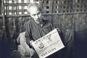 Hồ Chí Minh - Người thầy của báo chí cách mạng Việt Nam