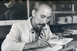 Nhà báo lớn Hồ Chí Minh - Sứ mệnh cao cả, văn phong độc đáo