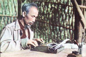 Bác Hồ - Nhà báo vĩ đại của dân tộc