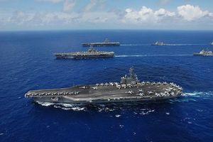 Tàu sân bay Mỹ tới Baltic – mục tiêu dễ dàng cho mọi loại vũ khí Nga