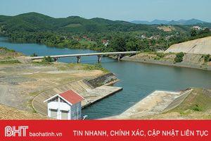 Xây dựng kịch bản đảm bảo an toàn vùng hạ du hồ Ngàn Trươi
