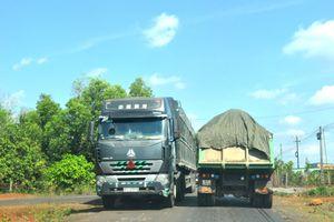 Gia Lai: Tiềm ẩn TNGT trên các tuyến đường huyện