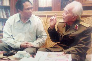 Bài báo đầu và bài học nhớ đời của nguyên TBT báo Tiền Phong