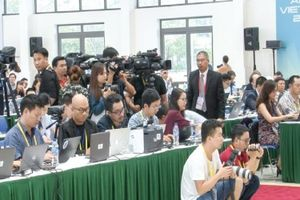 Tác nghiệp tại APEC: Những trải nghiệm để đời
