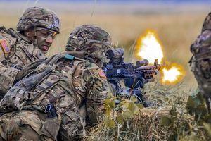 Binh sĩ Mỹ huấn luyện chiến đấu trong mọi điều kiện khắc nghiệt