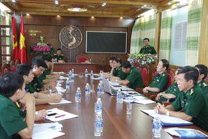 Triển khai hiệu quả chương trình phối hợp trong bảo vệ chủ quyền biên giới tỉnh Kon Tum
