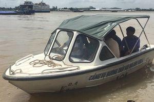 Tìm thấy thi thể đại úy công an mất tích khi đi chống 'cát tặc'