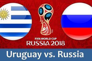 'Thánh tiên tri' World Cup 2018 dự đoán Nga đánh bại Uruguay ngày 25/6