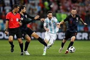 Tin nhanh: Messi chia tay tuyển Argentina sau World Cup 2018?