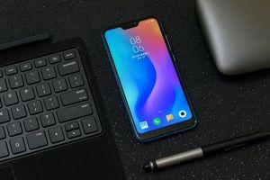 Ảnh mở hộp nhanh smartphone giá rẻ Xiaomi Redmi 6 Pro