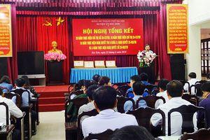 Huyện Sóc Sơn tổng kết, sơ kết 5 Chỉ thị, Nghị quyết của Đảng