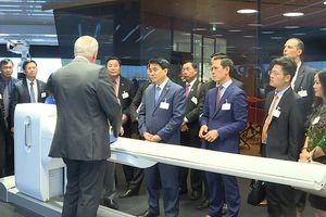 Thủ đô Hà Nội và Siemens Healthineers khẳng định mong muốn hợp tác