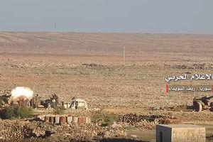 Vệ binh Cộng hòa giải phóng 650 km2 thuộc địa phận tỉnh Suwayda