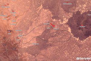 Vệ binh Cộng hòa chia cắt, tiêu diệt IS trong hoang mạc Sweida
