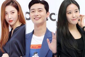 Bỏ rơi Park Min Young, Park Seo Joon dự sự kiện cùng Hyo Min (T-ara) và Sun Mi