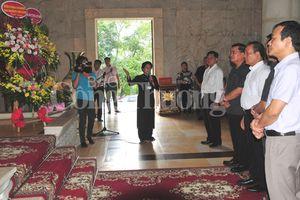 Vinataba bàn giao trường mầm non cho xã vùng cao tỉnh Cao Bằng