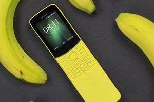 'Trái chuối' Nokia 8110 - huyền thoại trở lại