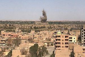 Liên quân Mỹ bị 'tố' không kích Syria làm ít nhất 8 người chết