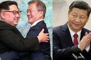 Triều Tiên, Hàn Quốc có thể bắt tay nhau do cảnh giác với Trung Quốc?