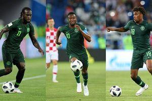 Đội hình dự kiến của Nigeria trước Iceland: 'Đại bàng xanh' gặp khó?