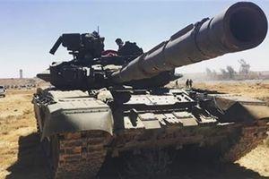 T-90 xung trận Dara'a, FSA buông súng đầu hàng