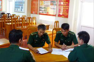 Hiệu quả từ mô hình 'Một tuần một câu hỏi' ở BĐBP Quảng Bình