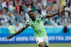 'Đại bàng xanh' Nigeria cất cánh