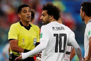 Ai Cập đâm đơn khiếu kiện trọng tài điều khiển trận thua Nga