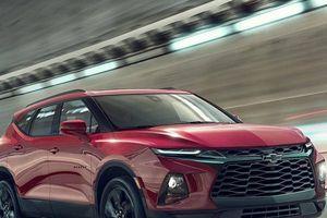 Chevrolet Blazer 2019: Phá cách, ấn tượng bậc nhất nhà Chevy