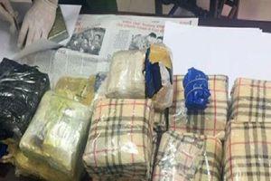 Triệt phá đường dây buôn bán ma túy xuyên quốc gia từ Lào về Việt Nam