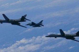 Máy bay quân sự Mỹ bị chiếu laser quấy rối ở biển Hoa Đông