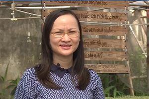 Nguyễn Thị Quỳnh Viên và hành trình gây dựng thương hiệu rau xanh '6 không'