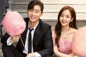 Có lẽ, bất cứ cô gái nào cũng muốn trở thành ngoại lệ duy nhất của Park Seo Joon trong 'Thư ký Kim'