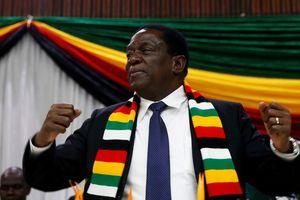 Nổ lớn gần bục phát biểu tổng thống Zimbabwe