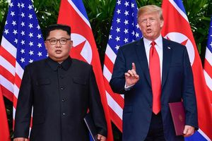 Ông Trump nói Triều Tiên vẫn là đe dọa lớn