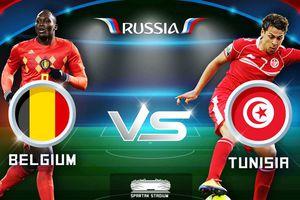 Bỉ vs Tunisia: 'Cơn lốc đỏ' cuốn phăng đối thủ